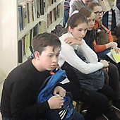 Учащиеся 7-х классов социально-экономического лицея №21