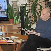 Петербургский автор Саша Кругосветов