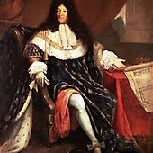 Людовик XIV де Бурбон (1638-1715)