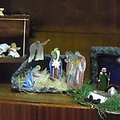 Конкурс творческих работ «Рождественский вертеп»
