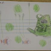 почему поют лягушки