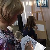 Презентация выставки А. Широкшиной