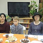 26 ноября  в день рождения фонда «Подари жизнь» ПОБДЮ им. В.А. Каверина поддержала благотворительный флешмоб фонда