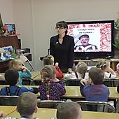 встреча с ребятами из детского сада №42