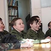 Очередное заседание литературно-патриотического клуба